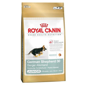 croquettes royal canin berger allemand junior pour chien. Black Bedroom Furniture Sets. Home Design Ideas