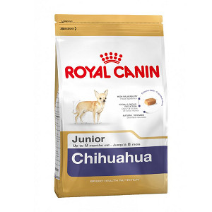 croquettes royal canin chihuahua junior pour chien. Black Bedroom Furniture Sets. Home Design Ideas