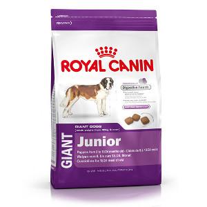 croquettes royal canin giant junior pour chien. Black Bedroom Furniture Sets. Home Design Ideas