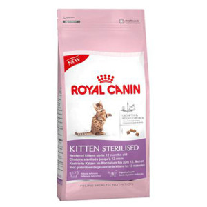 croquettes royal canin kitten sterilised pour chat comparatif. Black Bedroom Furniture Sets. Home Design Ideas
