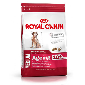 croquettes royal canin medium ageing 10 pour chien comparatif. Black Bedroom Furniture Sets. Home Design Ideas