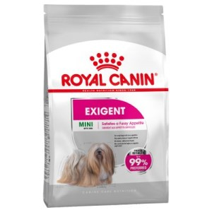 croquettes royal canin mini exigent pour chien comparatif. Black Bedroom Furniture Sets. Home Design Ideas